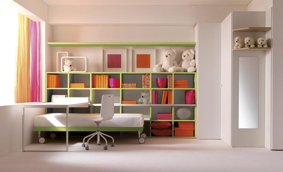 Letti A Castello Ikea 2016 : Camerette per bambini letti camerette per bambini con letto a